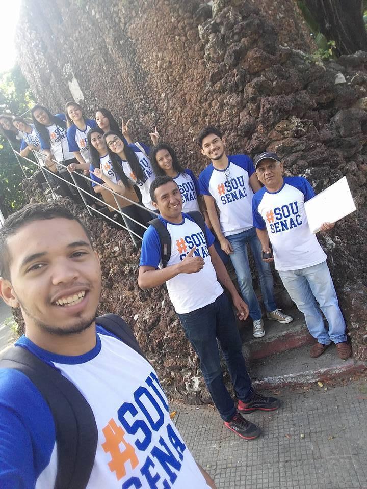Alunos do Senac Ceará são premiados no 1º Concurso de Roteiro Turístico Digital do Ceará