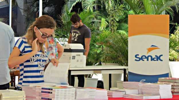 EDITORA SENAC CEARÁ PARTICIPA DO ENCHEFS BRASIL CEARÁ