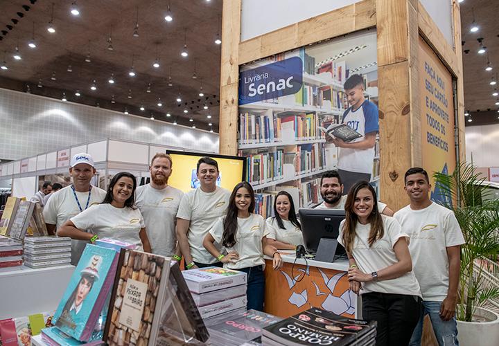 Sistema Fecomércio Ceará participa da Feira Nacional de Artesanato e Cultura