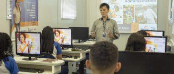 Senac Ceará realiza cursos em parceira com Prefeitura de Horizonte