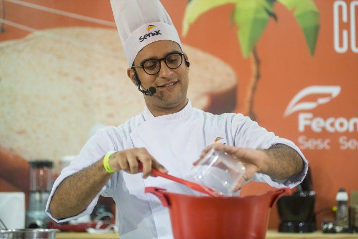 Cozinhar em Casa: Senac Ceará oferta curso online sobre técnicas da cozinha profissional