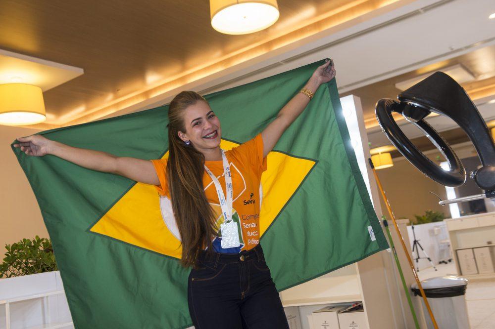 Senac Ceará se destaca nas competições de educação profissional desde 2008